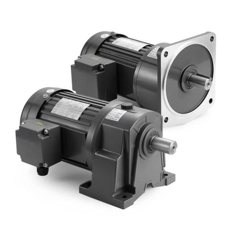 台湾齿轮减速电机 G系列齿轮马达 100W-3700W小型减速电机厂家直销