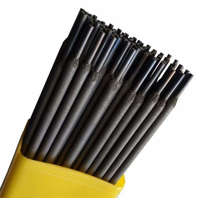 津腾牌碳化钨堆焊D707D708D998碳化钨高硬度耐磨合金电焊条砖厂耐磨焊条