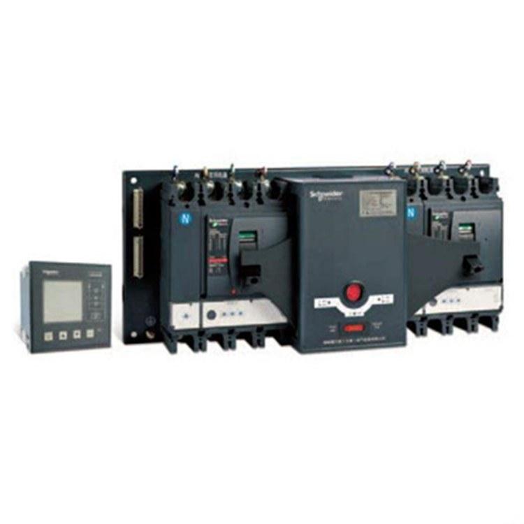 施耐德万高 双电源手动转换开关施耐德开关 WATSNM-100 4P PC iINT