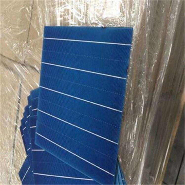 厂家高价光伏电池片回收 156电池片回收 恒巨