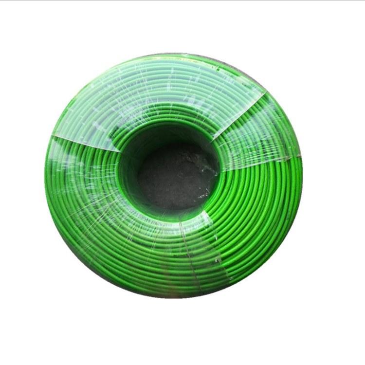 德力专业批发 钢结构厂房专用7*7镀锌涂塑钢丝绳1.5mm