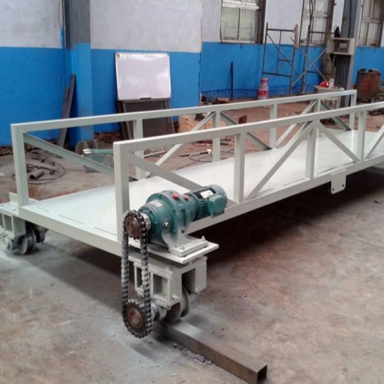 鑫基业厂家定制 桁车式刮吸泥机 桁车式浓缩刮吸泥机