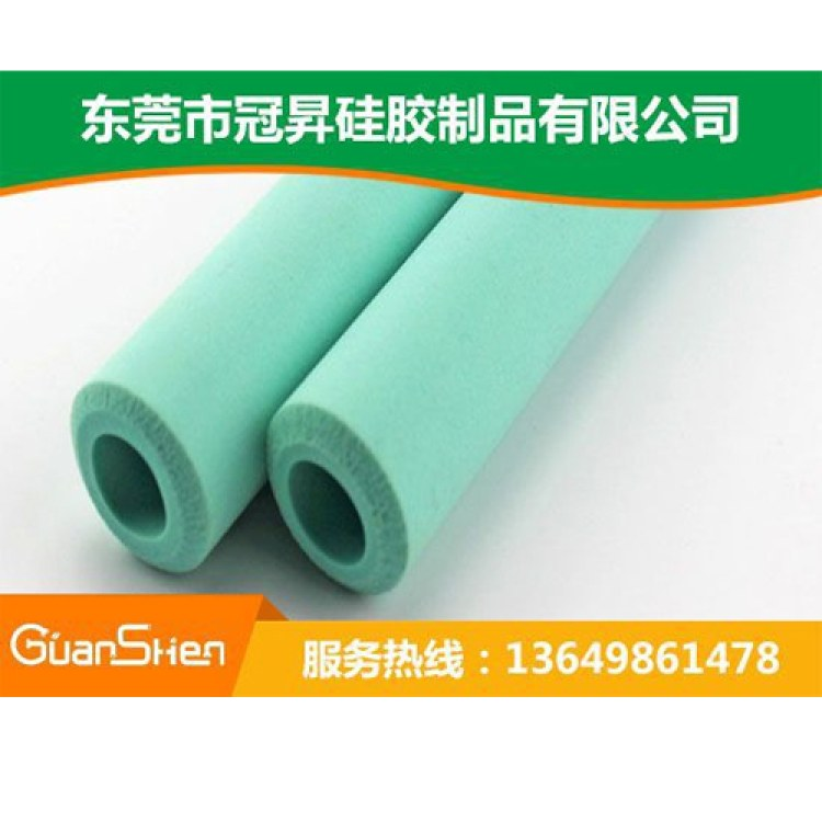 生产厂家耐高温硅胶发泡管 发泡板 发泡条 发泡绳