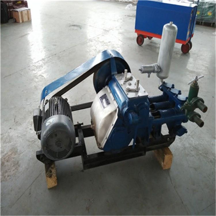 厂家批发液下潜水泵 洗井压裂油田用泥浆泵 单缸柱塞泥浆泵 活塞式注浆泵