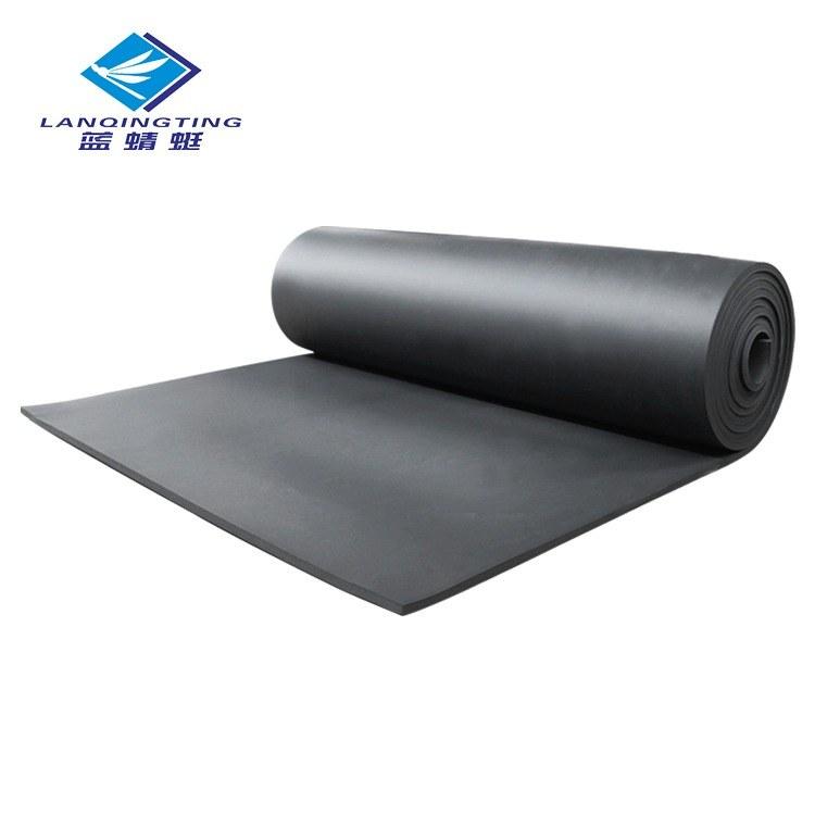 供应B2级阻燃橡塑海绵保温板隔热橡塑保温材料厂家直销