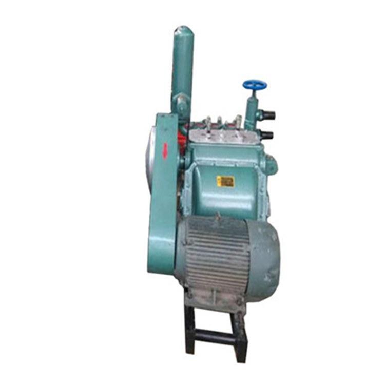 卧式三缸注浆泵 压滤机增压专用泵 大功率高扬程柴动泥浆泵 双液注浆机