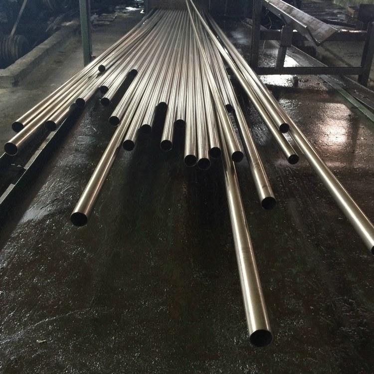 枣庄专业生产销售不锈钢无缝管 换热器不锈钢管 探伤和水压检测