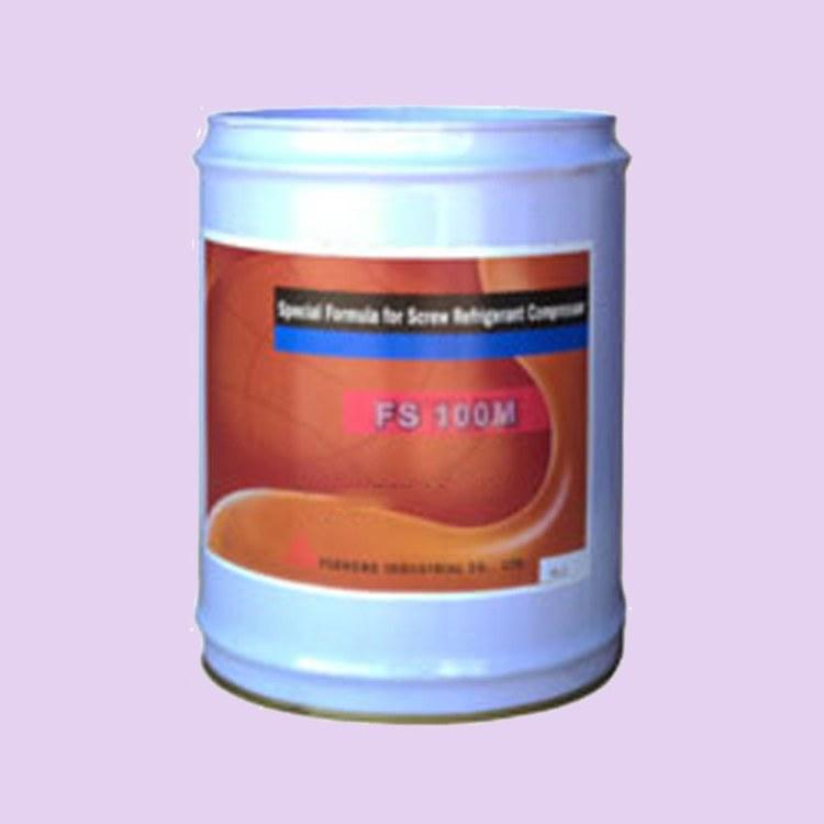 供应复盛FS120R冷冻油中央空调螺杆机专用润滑油