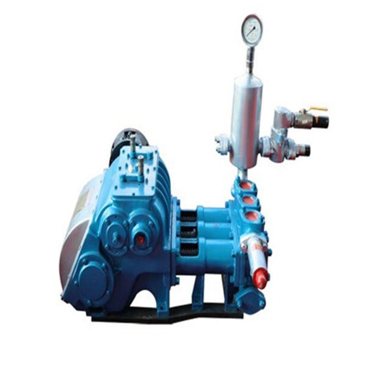 渣浆杂质离心泵 小型bw160卧式泥浆泵 高扬程潜水抽沙渣浆泵 活塞式注浆泵