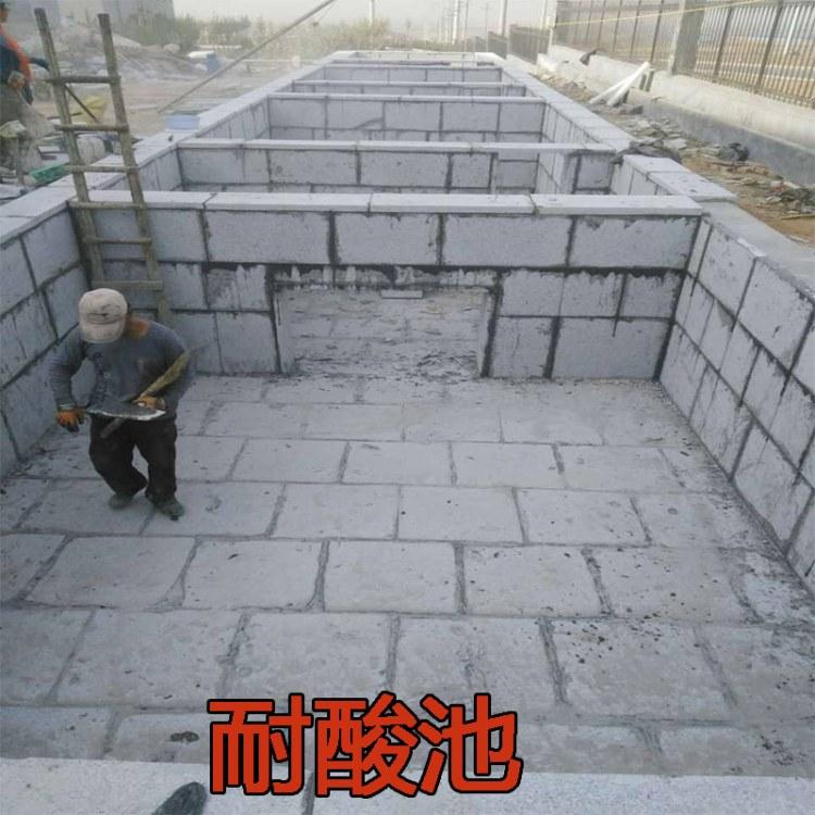 郑州卓能达耐酸水泥胶泥耐酸池钾水玻璃型
