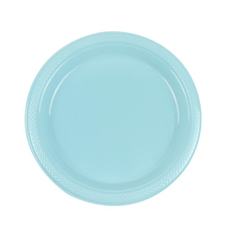 金樹 派對聚會用9寸餐盤 燒烤一次性塑料餐盤