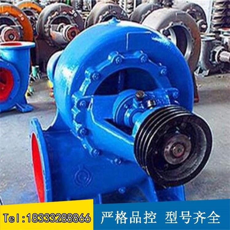 HW型大口径混流泵农用灌溉混流泵双能泵业