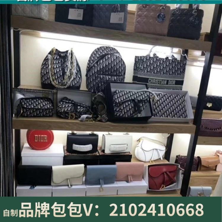 自制品牌包包 斜挎链条包 时尚女包 女士包包 厂家一手货源