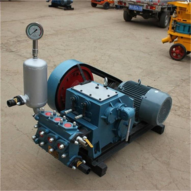 船用潜水式渣浆泵 水泥砂浆黄泥浆多功能泵 多档变速变量柴动泥浆泵 活塞式注浆泵