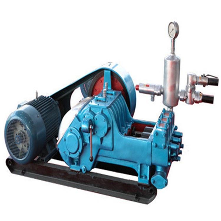 防爆320泵 钻进配套320泥浆泵 大流量高压泥浆泵 活塞式注浆泵