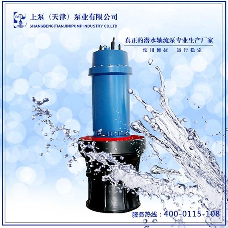 江西宜春无阻塞潜水轴流泵