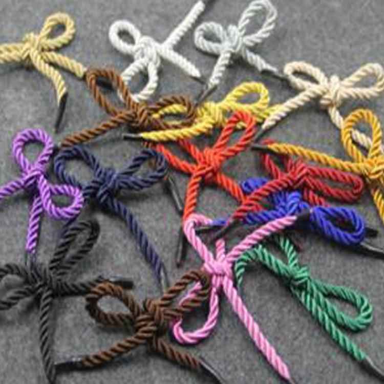 源达织带生产礼品盒三股绳高品质颜色可定