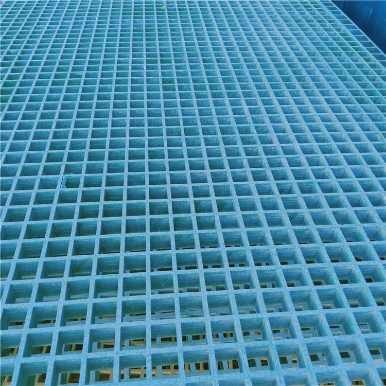 湘泰玻璃钢格栅市政绿化树篦子 洗车房盖板地沟盖板 玻璃钢格栅市政绿化树篦子鸽舍地网免费切割
