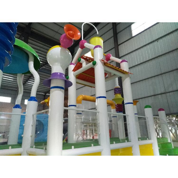 水上乐园水处理设备水上乐园环流河设备