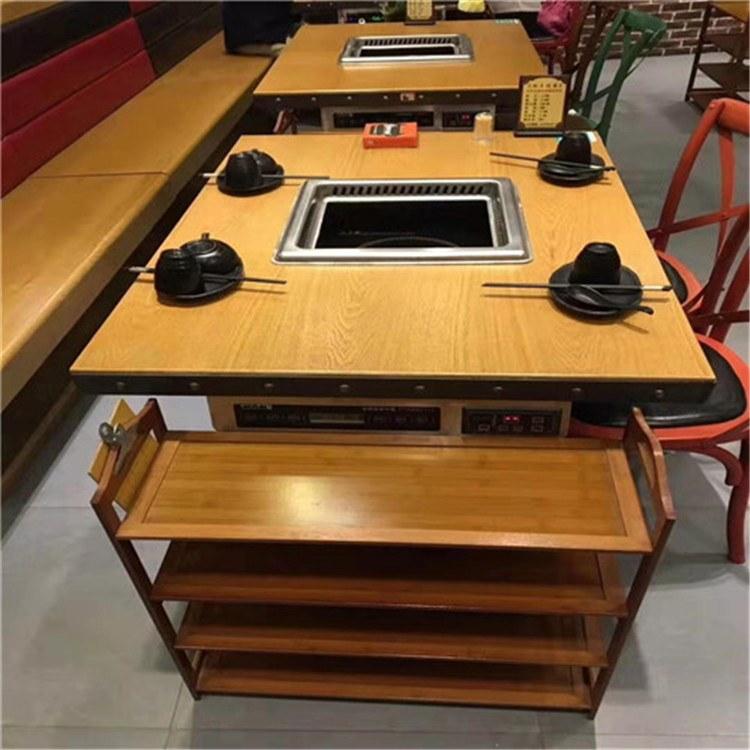 西安火锅桌椅 厂家定制生产 价格实惠