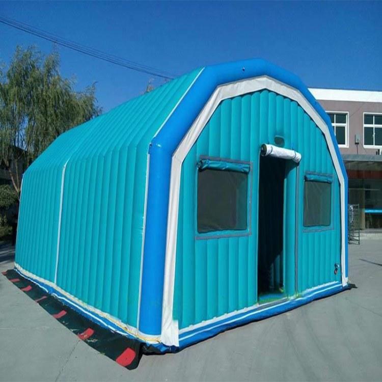 户外大型野营充气帐篷定制厂家直销