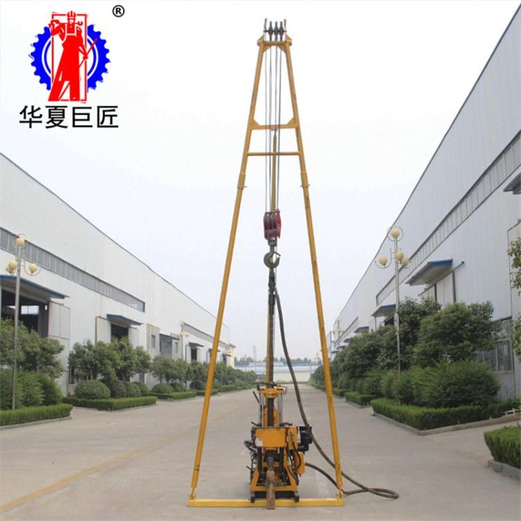 华夏巨匠现货HZ-130Y液压水井钻机 百米水井钻机 液压钻机价格