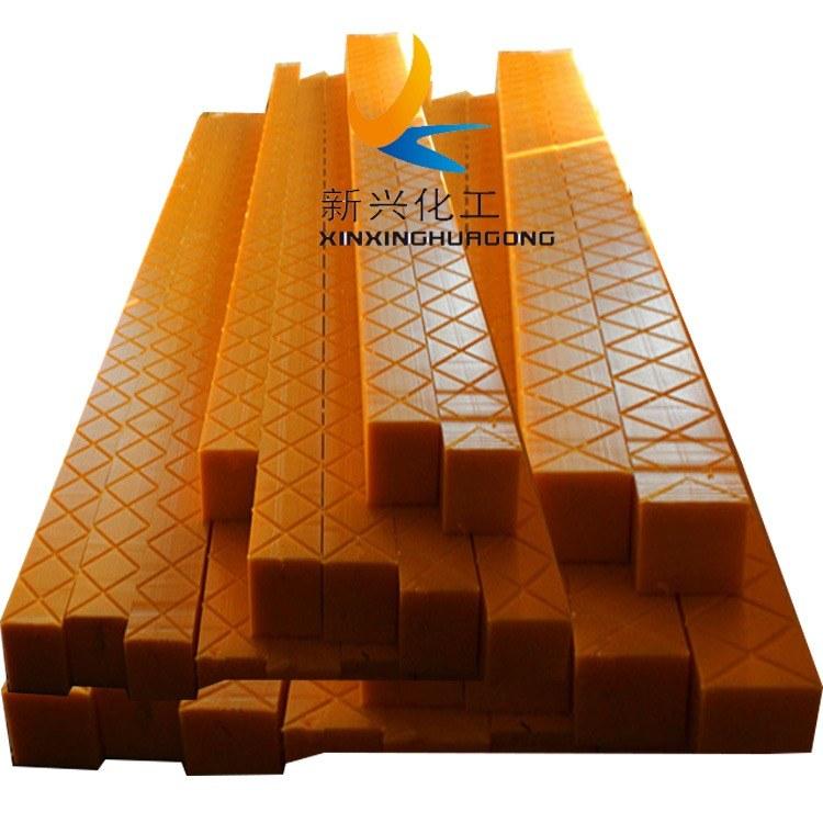 不蛀虫塑料枕木选高分子聚乙烯UPE塑料枕木