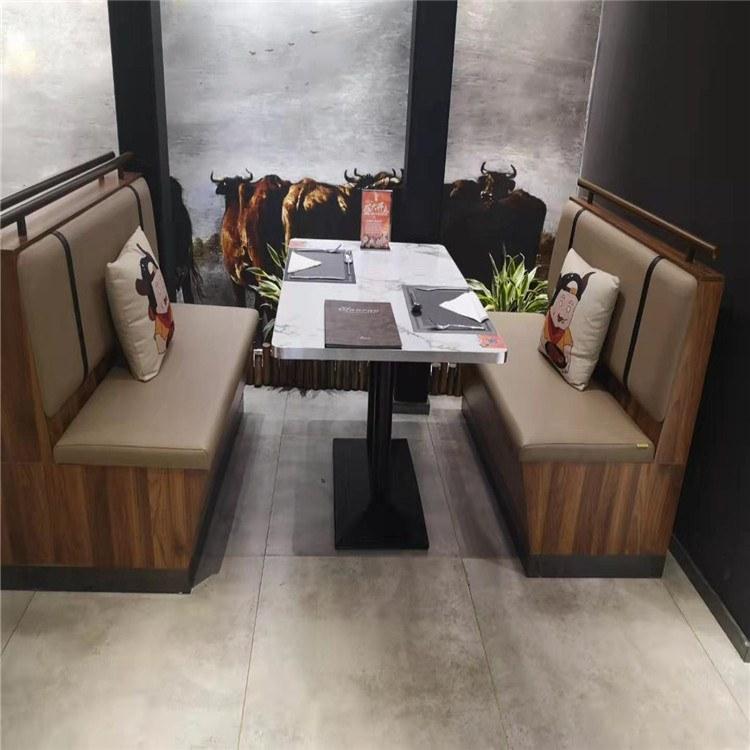 西安快餐桌椅  质量上乘 可按需定制