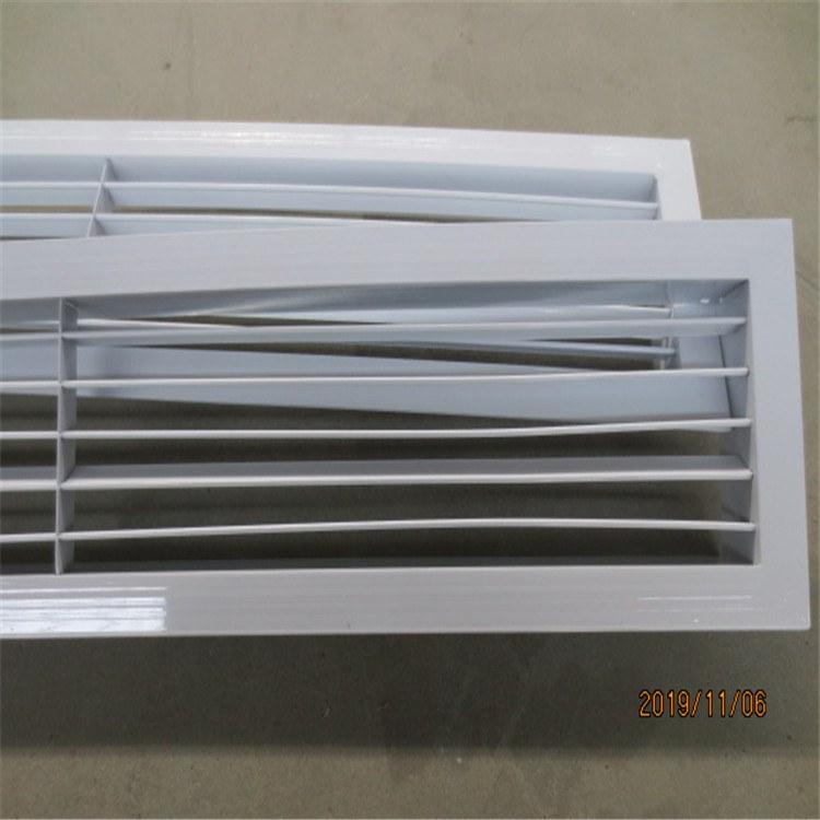 平阴铝合金风口生产厂家可定制 排烟口 正压送风口 等型号齐全 价格美丽
