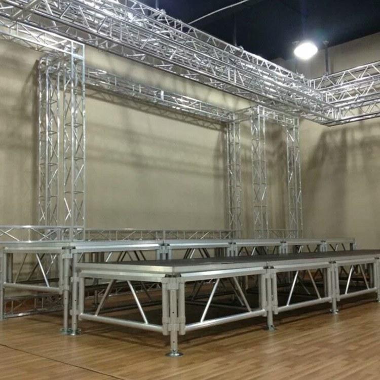 搭建桁架 价格优惠 艾思奥专业搭建舞台背景桁架