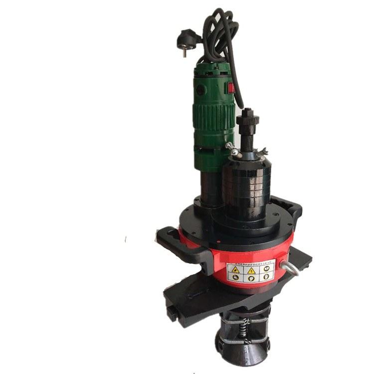 供应外径80-273管子电动坡口机 内胀式管道坡口机 铣边机型号