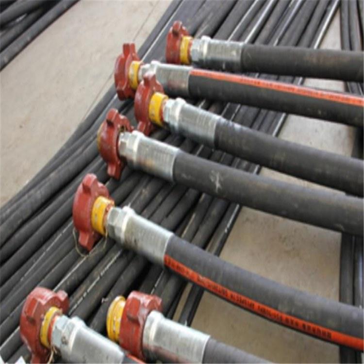 景县华北胶管厂家专业加工定做-油田钻探胶管
