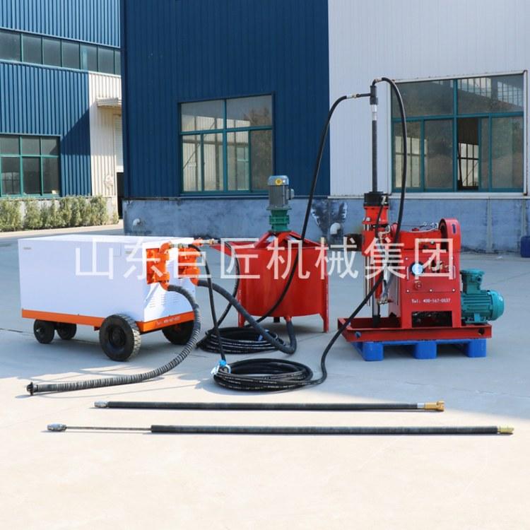巨匠供应ZLJ-350型注浆加固钻机边坡支护钻机畅销全国