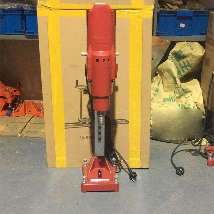 程煤水钻 高效能金刚石水钻 钻孔机型号齐全