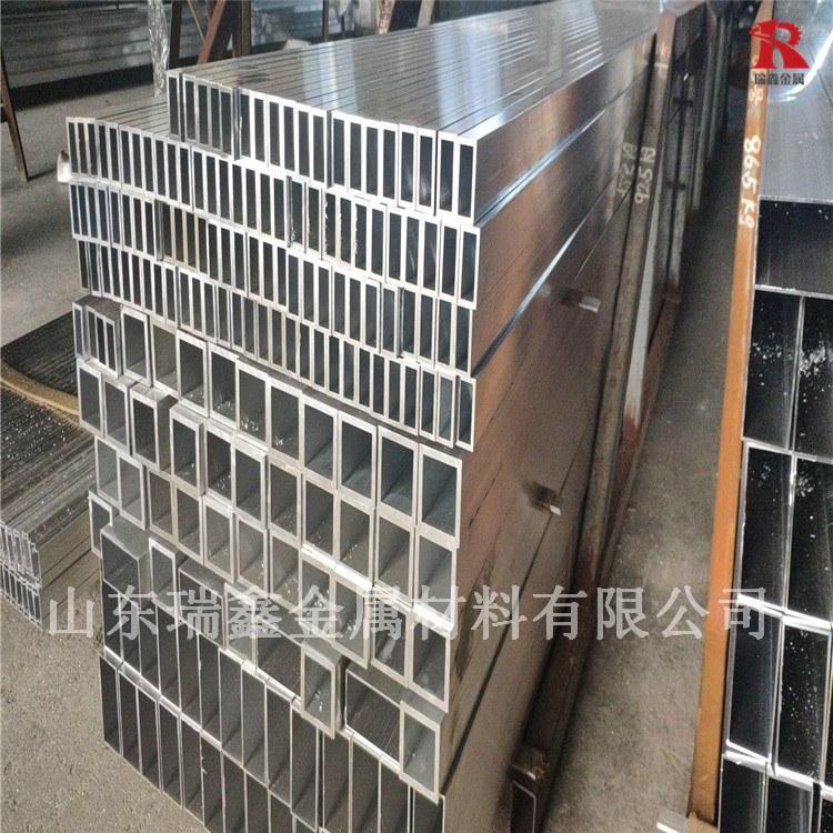 大口径铝管 食品用铝管 瑞鑫金属 规格齐全