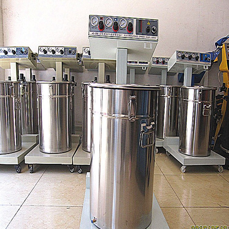 喷塑设备生产厂家 高压静电喷塑机 涂装设备 批量价格更实惠 实力厂家品质保证