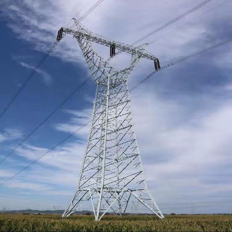 晟泓电力角钢塔-电力钢管塔-架线塔-电力构件生产厂家