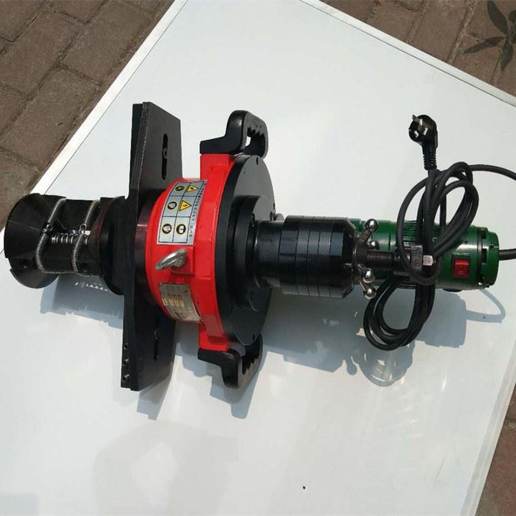 路邦机械150-330管道内涨坡口机 管子端面Y型坡口机型号