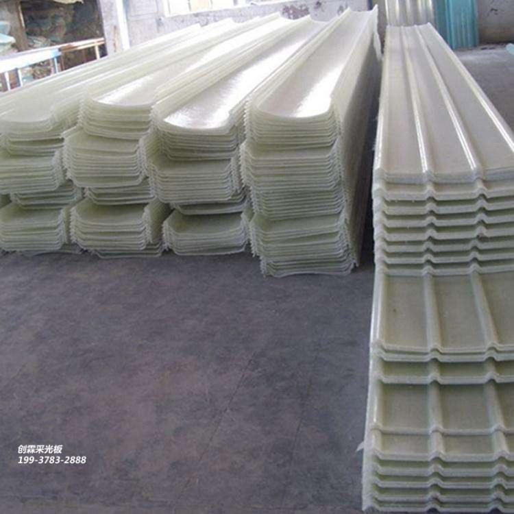 河北采光瓦规格玻璃钢玻璃钢瓦价格河北阳光板板生产厂家