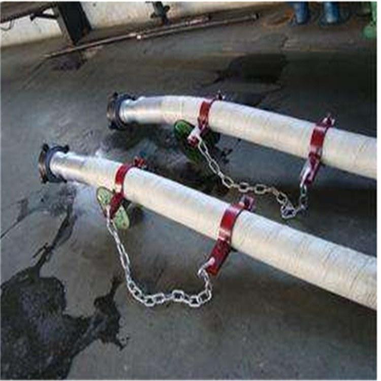 德利钢丝缠绕钻探胶管 阻燃钻探胶管水龙带 矿用胶管