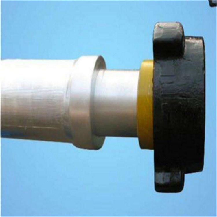 德利钻井钻探胶管 贵州高压喷浆管 铠装胶管