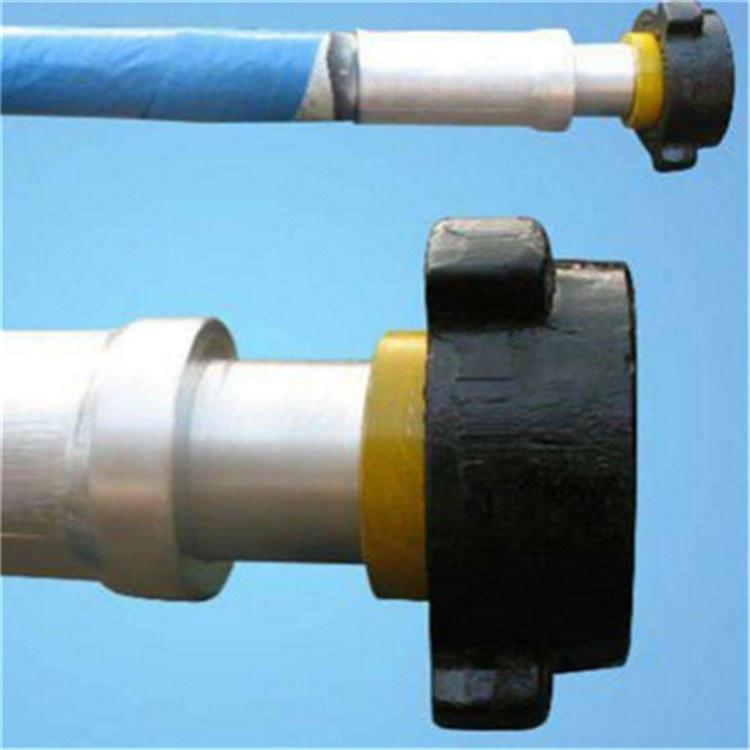 德利编织钻探胶管 江西钢丝胶管 大口径矿用胶管