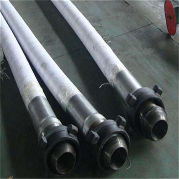 德利铠装钻探胶管 广东碳钢编织耐油管 油田专用胶管