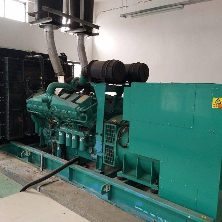 苏州发电机回收  康明斯柴油发电机回收
