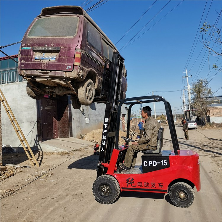 千景山 合力 前移式 杭州 1吨半电动叉车 型号齐全