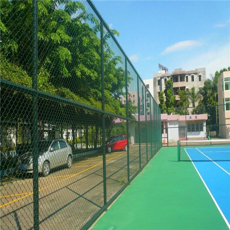 厂家定制 体育场围网 球场隔离护栏 防撞护栏网 鑫海产地货源