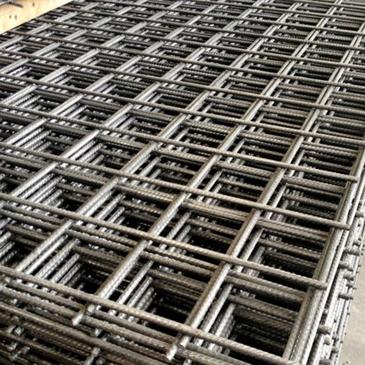 厂家生产低碳钢丝网 地热建筑网片 镀锌铁丝网片 祥子质量保证