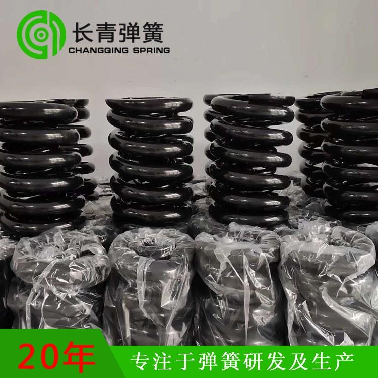 厂家生产供应热卷压缩弹簧 矿用大弹簧定做