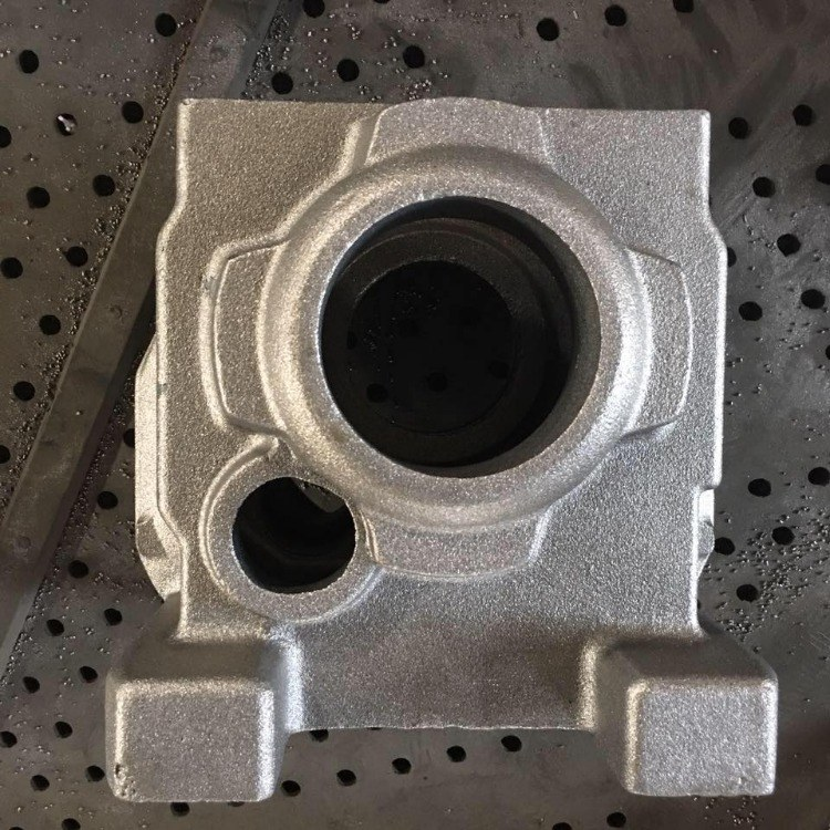 佳兴铸造铸铁  商业多孔铝合金月饼模铸造 工程机械部件 泵体系列部件 消防系列部件