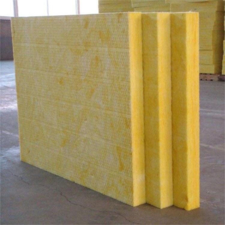 西安厂家直销 玻璃棉板复合铝箔玻璃棉制品 吸音隔热板 欢迎选购